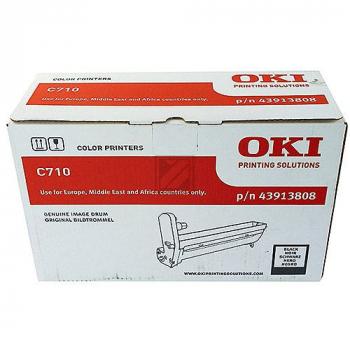 OKI Fotoleitertrommel schwarz (43913808)