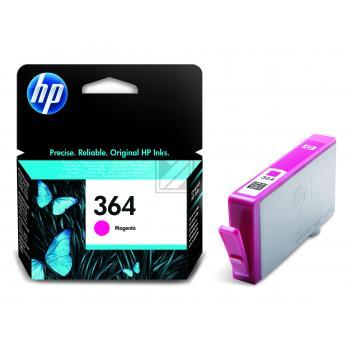 Hewlett Packard Tintenpatrone magenta (CB319EE, 364)