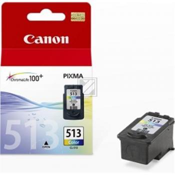 Canon Tintenpatrone cyan/gelb/magenta High-Capacity (2971B001, CL-513CL)
