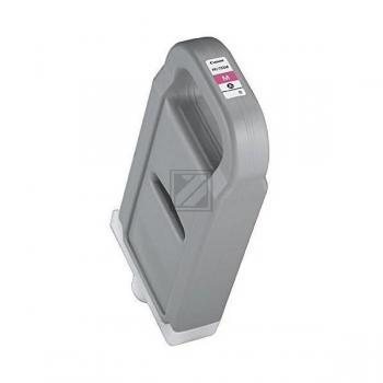 Canon Tintenpatrone magenta High-Capacity (2965B001, PFI-703M)