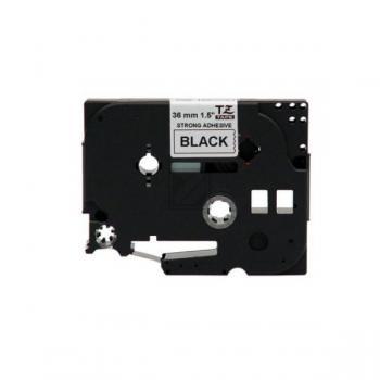 Brother Schriftbandkassette schwarz/weiß (TZE-S261)