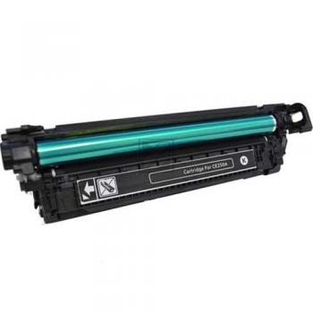 HP Toner-Kartusche schwarz (CE250A, 504A)