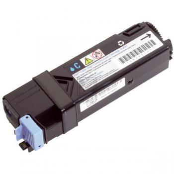 Original Dell 593-10313 / T107C Toner Cyan XXL