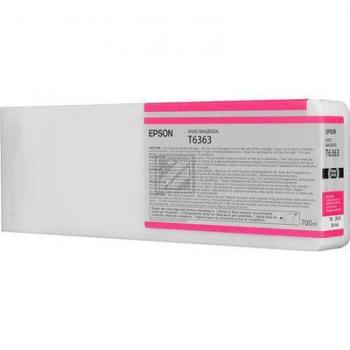 Epson Tintenpatrone magenta (C13T636300, T6363)