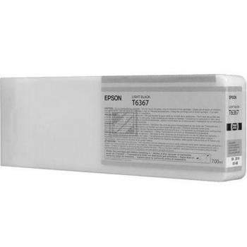 Epson Tintenpatrone schwarz light (C13T636700, T6367)