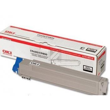 OKI Toner-Kit schwarz High-Capacity (43459436)