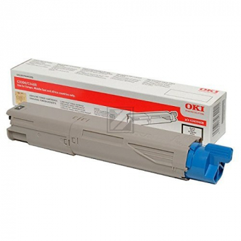 OKI Toner-Kit schwarz High-Capacity plus + (43459332)