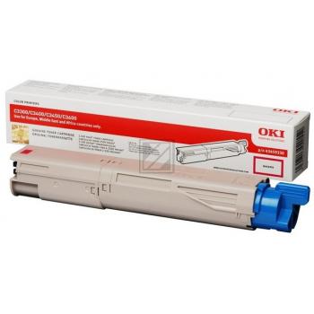 OKI Toner-Kit magenta High-Capacity plus + (43459330)