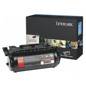 Lexmark Toner-Kartusche Corporate schwarz High-Capacity plus (0064440XW)