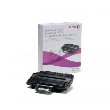 Xerox Toner-Kartusche schwarz (106R01485)