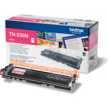 Original Brother TN-230M Toner Magenta