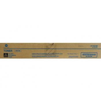 Konica Minolta Toner-Kit schwarz (A11G130 A11G150, TN-319K)