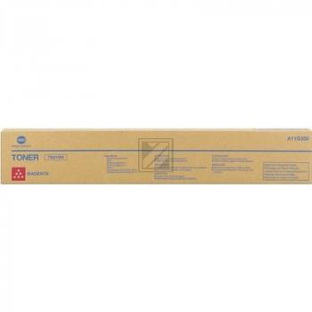 Konica Minolta Toner-Kit magenta (A11G330 A11G350, TN-319M)