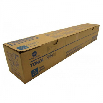 Konica Minolta Toner-Kit cyan (A11G430 A11G450, TN-319C)