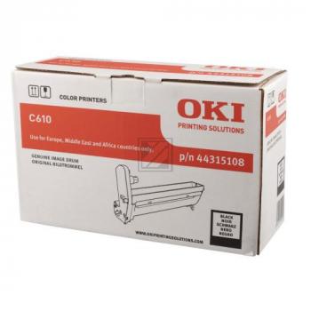 OKI Fotoleitertrommel schwarz (44315108)