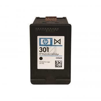 Hewlett Packard Tintenpatrone schwarz (CH561EE, 301)