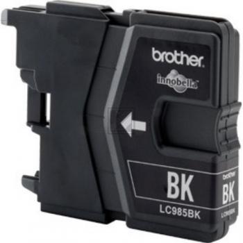 Brother Tintenpatrone schwarz (LC-985BK)