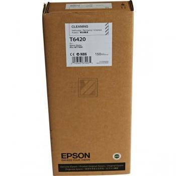 EPSON STYLUS PRO WT7900 CLEANING CATRIDGE 150ml, Kapazität: 150ml