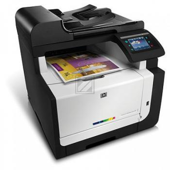 Hewlett Packard (HP) Color Laserjet CM 1415 FNW