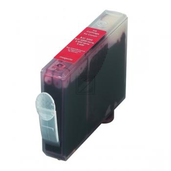Alternativ zu Canon 4481A002 / BCI-3M Tinte Magenta