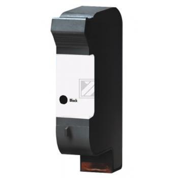 Alternativ zu HP C6615DE / 15 Tinte Schwarz