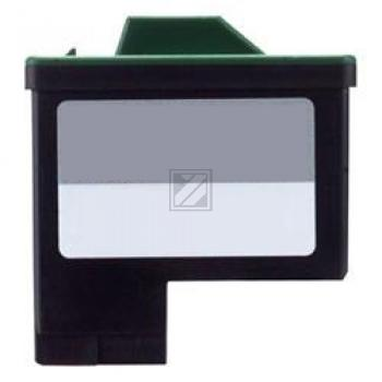 Alternativ zu Lexmark 0010NX217E / NO17HC Tinte Schwarz