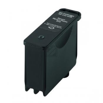 Alternativ zu Epson C13T02640110 / T026 Tinte Schwarz