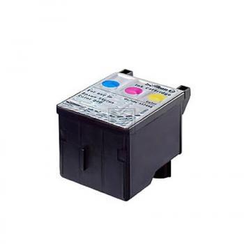 Alternativ zu Epson C13T03704010 / T0370 Tinte Cyan, Magenta, Gelb
