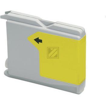 Kompatibel zu Brother LC-1000Y Tinte Yellow