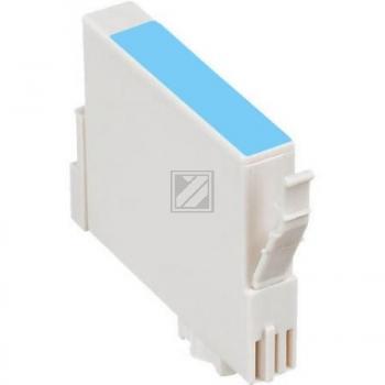 Alternativ zu Epson C13T08024010 / T0802 Tinte Cyan