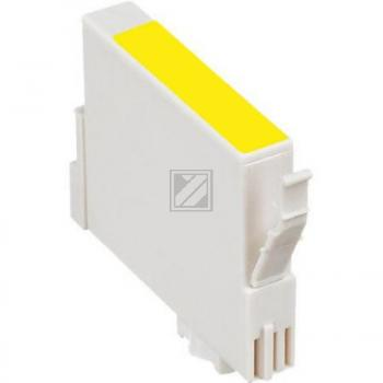 Alternativ zu Epson C13T08044010 / T0804 Tinte Gelb