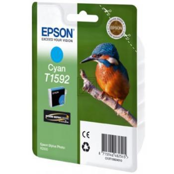 Epson T1592 | 17ml, Epson Tintenpatrone, cyan