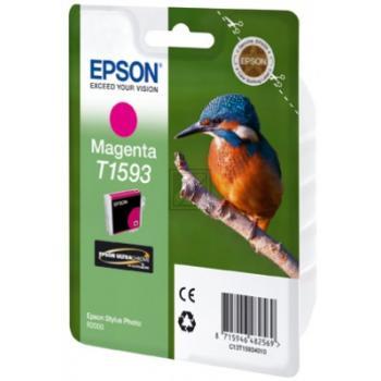 Epson T1593   17ml, Epson Tintenpatrone, magenta