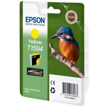 Epson T1594   17ml, Epson Tintenpatrone, gelb