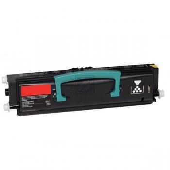 Alternativ zu Lexmark E250A21E Toner Schwarz