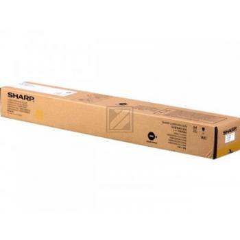 Sharp Toner-Kit gelb (MX-36GTYA)