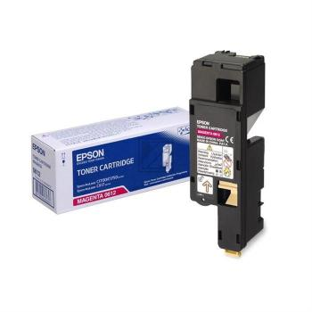 Original Epson C13S050612 / S050612 Toner Magenta XXL