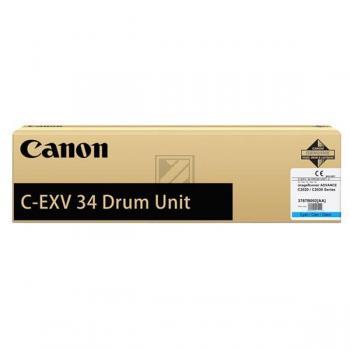 Canon Fotoleitertrommel cyan (3787B003, C-EXV34)