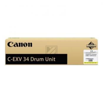 Canon Fotoleitertrommel gelb (3789B003, C-EXV34)