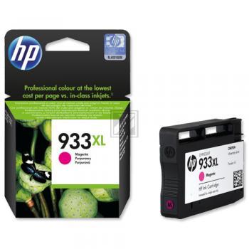 Hewlett Packard Tintenpatrone magenta High-Capacity (CN055AE, 933XL)
