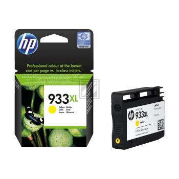 Hewlett Packard Tintenpatrone gelb High-Capacity (CN056AE, 933XL)