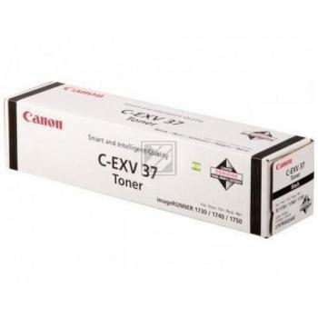 CANON CEXV37 | 15100 Seiten, CANON Tonerkassette schwarz