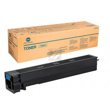 Konica Minolta Toner-Kit schwarz (A0TM152, TN-618K)