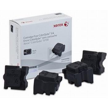 Xerox ColorStix Kartonage schwarz 4-er Pack (108R00999)
