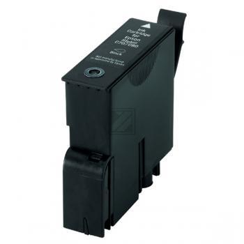 Alternativ zu Epson C13T03214010 / T0321 Tinte Schwarz