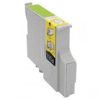 Alternativ zu Epson C13T03224010 / T0322 Tinte Cyan