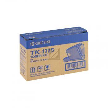 Kyocera Toner-Kartusche schwarz (1T02M50NL0, TK-1115)