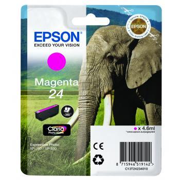 Epson Tintenpatrone magenta (C13T24234010, T2423)