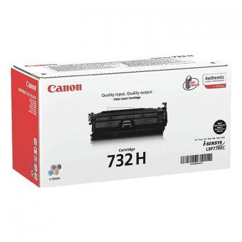 Original Canon 6264B002 / 732H Toner Schwarz XXL