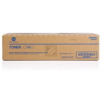 Konica Toner-Kit schwarz (A202053)